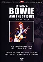 David BOWIE - Inside David Bowie And The Spiders - An Independent Critical Review 1972-1974