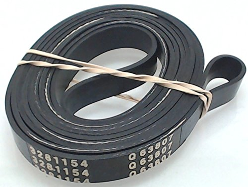 Washers & Dryers Dryer Belt for Frigidaire, Westinghouse, AP2142651, PS459830, Q63807, 5303281154