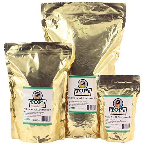 TOP's Hervorragende Pellets für Papageien (0,5 kg)