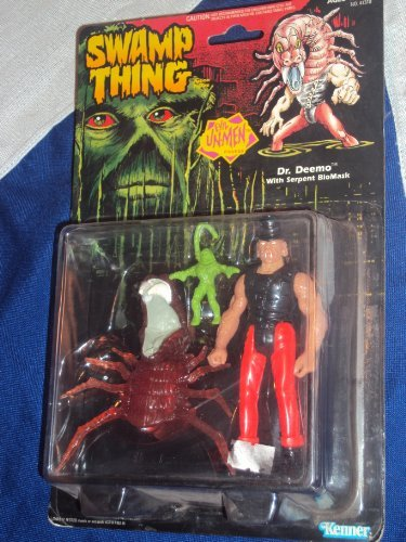 Swamp Thing Dr. Deemo by Kenner