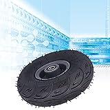 Pneu de camion à main, pneu utilitaire Bonne capacité de charge de pneu simple pour une variété de véhicules-outils