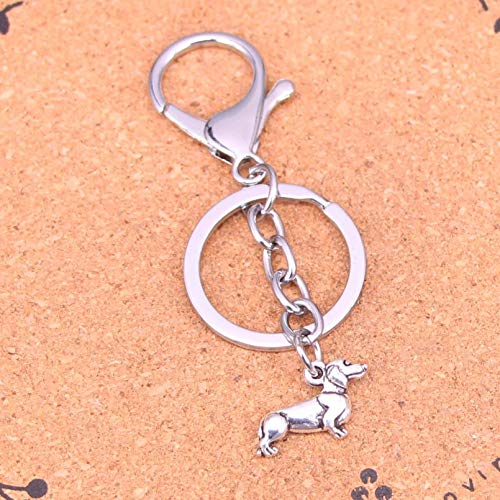 FSDFS Metals Type:Zinc Alloy= Item Type:Key Chains=Material:Metal=Metal Color:Antique Silver Plated=ShapePattern:Animal= Gender:Men, Women,Car Keychain
