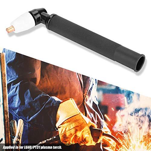 SALUTUYA 118 g, Starke Feuerbeständigkeit, exquisites Handwerk, 1-30 mm, Plasma-Schneidbrennerkopf, Plasmaschneider-Maschinenbrennerkopf, für LG40 / PT31-Plasmabrenner