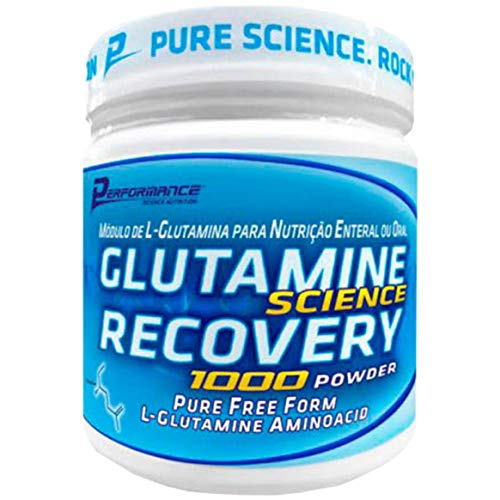 Glutamine Science Recovery (300G), Performance Nutrition