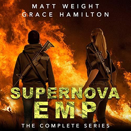 Supernova EMP cover art