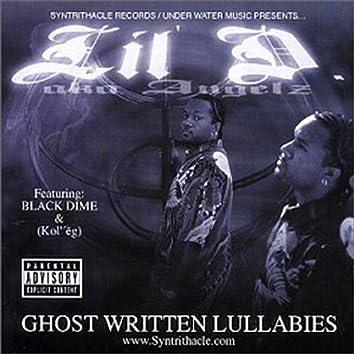 Ghost Written Lullabies