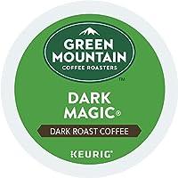 72-Count (6 x 12-Pack) Green Mountain Coffee Roasters Dark Magic Single-Serve Keurig K-Cup Pods (Dark Roast Coffee)