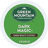 Green Mountain Coffee Roasters Dark Magic, Single-Serve Keurig K-Cup Pods, Dark Roast Coffee, 72 Count