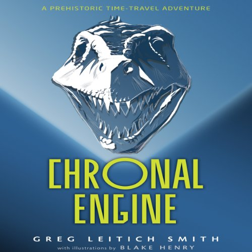 Chronal Engine audiobook cover art