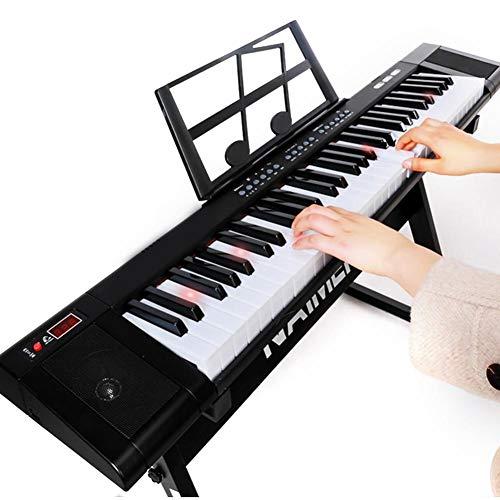 Electronic Keyboard, Standard 61 Key Portable Digital Electric Piano...