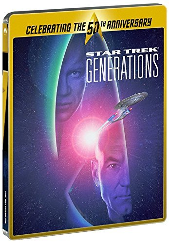 Star Trek 7: Generazioni (Stlbk) Excl - Bd St