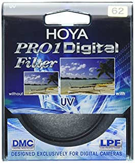 Hoya Pro1 Digital - Filtro de protección UV para Objetivo de 62 mm, Montura Negra (B000KZ9916) | Amazon price tracker / tracking, Amazon price history charts, Amazon price watches, Amazon price drop alerts