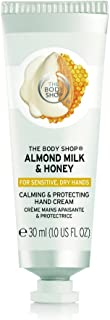 The Body Shop Almond Milk & Honey Hand Cream 30ml