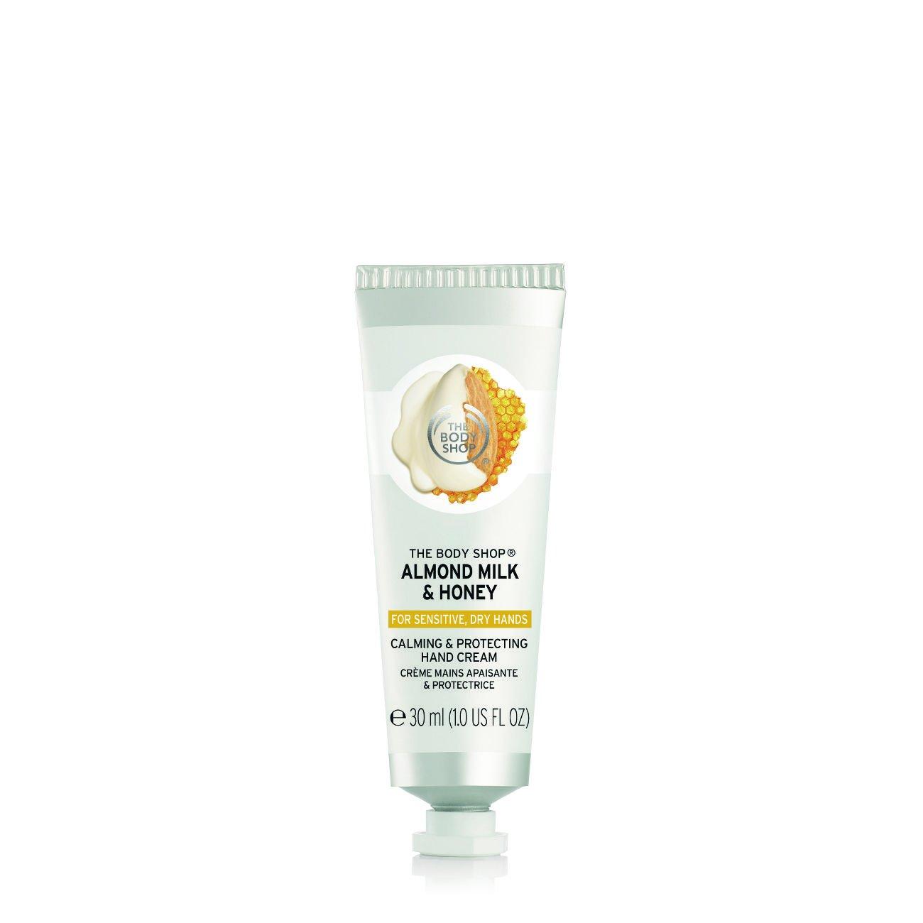 Almond Milk & Honey – beruhigende und schützende Handcreme, 20 ml