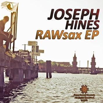 RAWsax EP