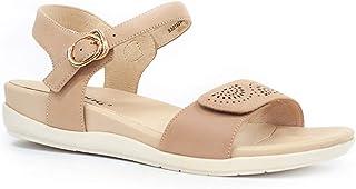 Dr Kong Kendra Light Beige Sandals