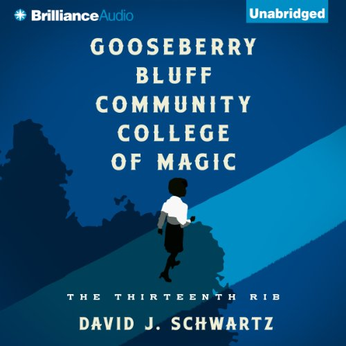 Gooseberry Bluff Community College of Magic audiobook cover art