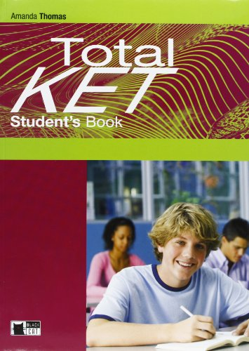 Total ket. Student's book. Con skills & vocab maximizer. Con CD Audio. Ediz. pack. Per le Scuole superiori. Con CD-ROM [Lingua inglese]: Student's Book + Skills & Vocab Maximiser + audio CD/CD-ROM