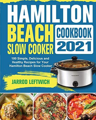Hamilton Beach Slow Cooker Cookbook