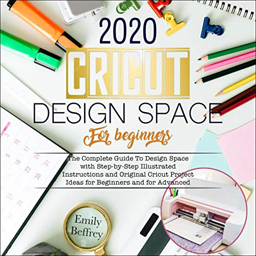 『Cricut Design Space for Beginners 2020』のカバーアート