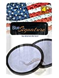 4 Premium Coffee Filters compatible for Mr. Coffee water filter replacement discs (4)