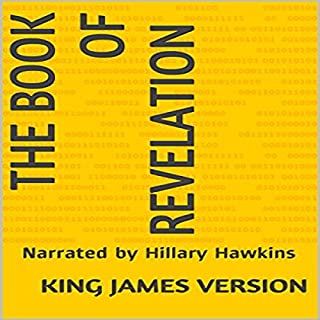 The Book of Revelation - King James Version audiobook cover art