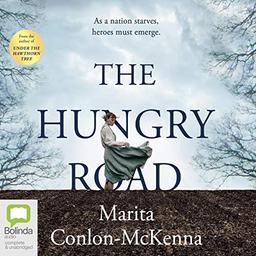 Couverture de The Hungry Road
