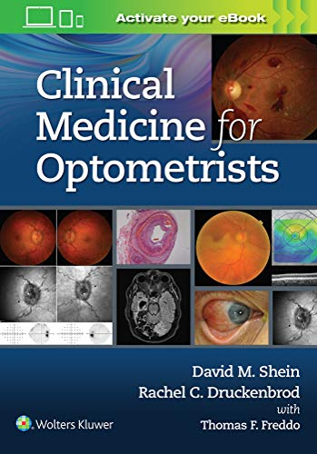 Compare Textbook Prices for Clinical Medicine for Optometrists First Edition ISBN 9781975146511 by Shein, David
