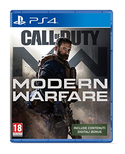 Call of Duty: Modern Warfare - Amazon Edition - PlayStation 4 [Importación italiana]