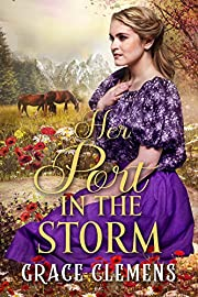 Her Port in the Storm: An Inspirational Historical Romance Book