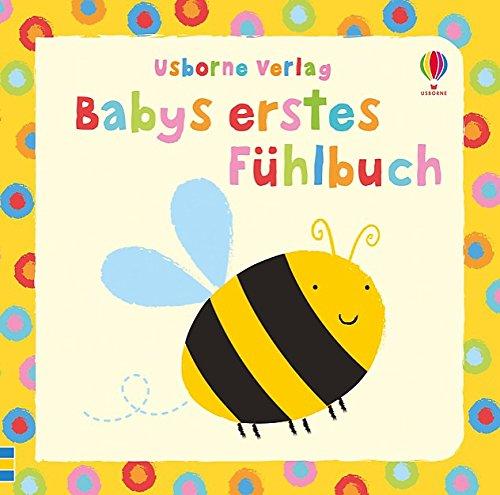 Babys erstes Fühlbuch: ab 1 Monat