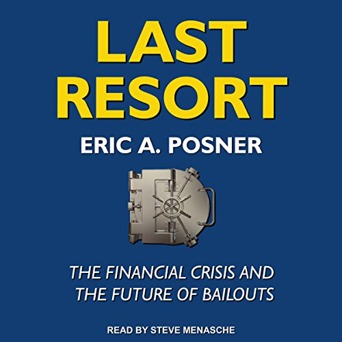 Last Resort audiobook cover art