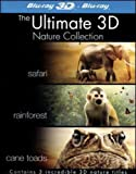 Ultimate 3D Nature Collection [Blu-ray]