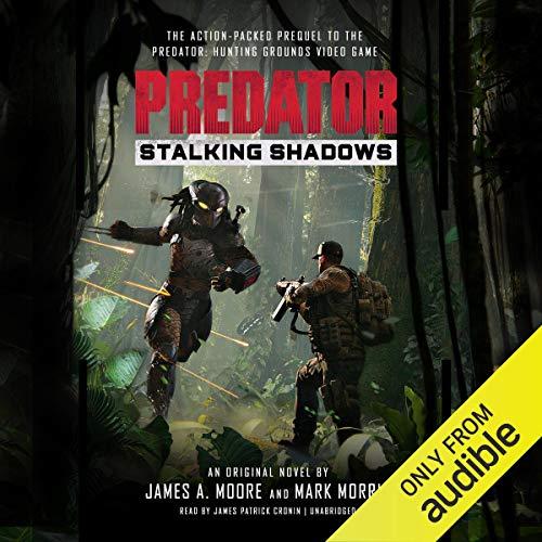 Predator: Stalking Shadows audiobook cover art