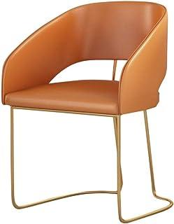 Dfghbn Cena de la Silla Modern Faux sillas de Cuero de restauración Conjunto de 2 de Alta del Asiento Trasero de Cocina Muebles de Comedor Viviendo Sillas habitación en la Esquina