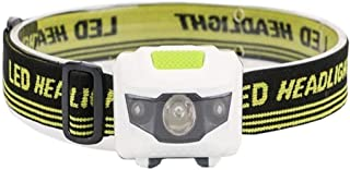 Lihebcen Headlamp, 1000 Lumens IPX5 Waterproof LED Headlamp with 4 Working Modes, Suitable for Camping, Hunting, Fishing, Running and Take the dog for a walk