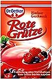 Dr. Oetker Rote Grutze Dessert Mix - 3 Pack
