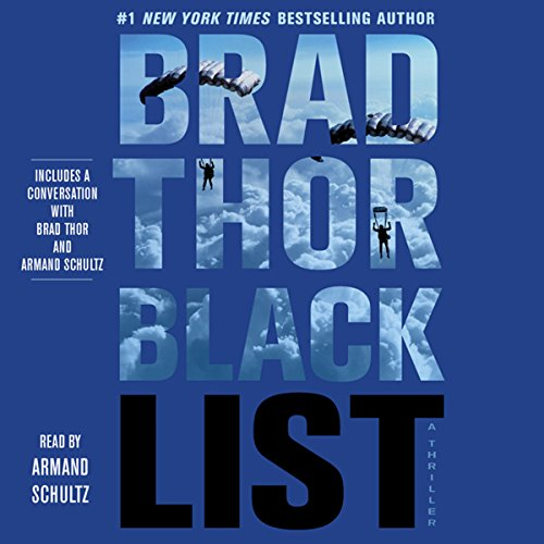 Black List audiobook cover art