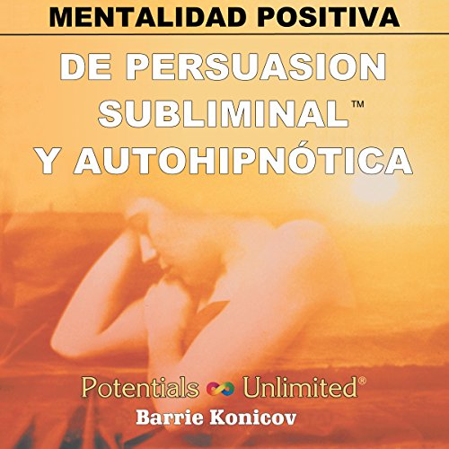Mentalidad Positiva [Be Positive] cover art