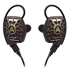 HIGH QUALITY SOUND: Hear every beat of your music exactly the way your favorite artist played it. Exceptional clarity throughout the full frequency range--with deep accurate bass and clean, extended treble. MIX MUSIC ANYWHERE: Audiophile-quality head...