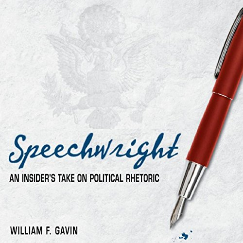 Speechwright audiobook cover art