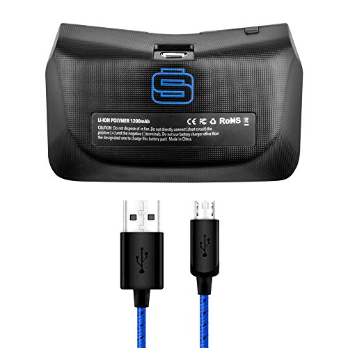 Surge PS4 Controller Charging Cable and Battery Pack - PlayStation 4
