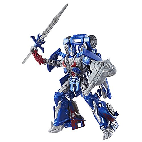 Transformers: Die letzten Knight Premier Edition Leader Class Optimus Prime