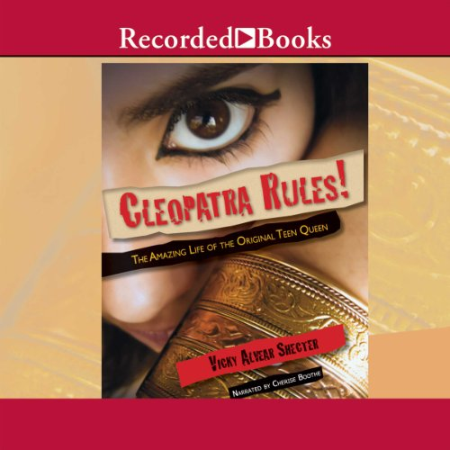 Cleopatra Rules! cover art