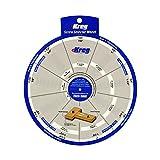 Kreg Tools Ssw Screw Selector Wheel For Kreg Jig K3; K4; K4ms; K5; And R3