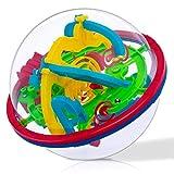 iNeego 3D Maze Palla Labirinto Gioco di Puzzle - Rompicapo Puzzle per Adulti Bambini indip...