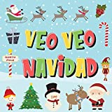 Veo Veo - Navidad: ¿Puedes Encontrar a Papá Noel, a los Elfos y a los Renos? | ¡Un Divertido...
