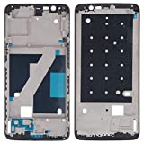 Repair Tools,Completely fit and Work Replace Front Housing LCD Frame Bezel Plate for OnePlus 5T (Black) (Color : Black)