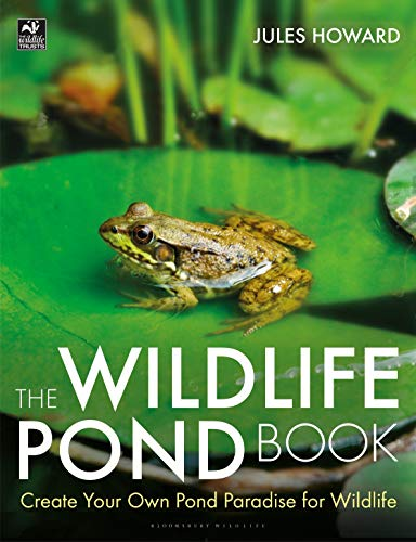 The Wildlife Pond Book (The Wildlife Trusts)