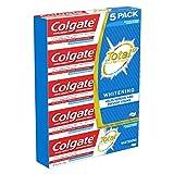 Colgate Total Whitening Toothpaste (6.3 oz, 5 pk.)